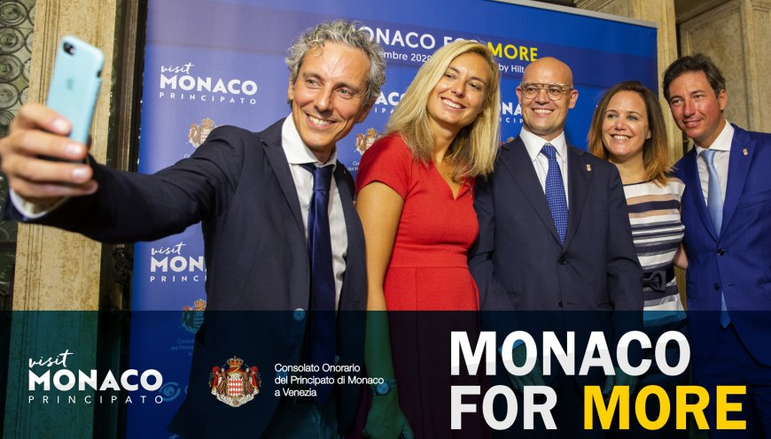 Sistema Leader sponsor di Monaco for More